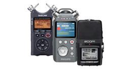 Audiorecorders
