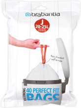 Brabantia Perfectfit Code J - 20-25 Liter DP (40 stuks)
