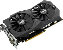 Asus ROG STRIX GeForce GTX 1050 Ti 4GB