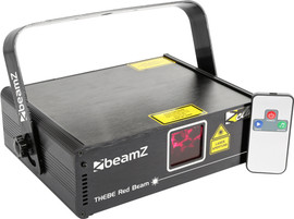 Beamz Thebe Laser Rood