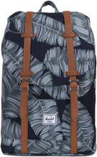 Herschel Retreat Mid-Volume Black Palm