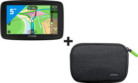 TomTom Via 53 + Case