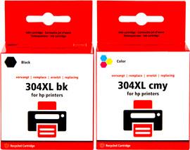 Huismerk 304XL Multipack voor HP printers