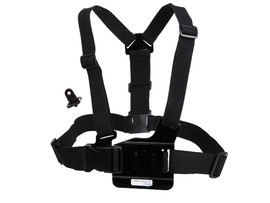 PRO-Mounts Chest Harness SE: incl. Camera Adapter