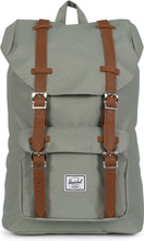 Herschel Little America Mid Shadow/Tan