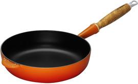 Le Creuset Gietijzeren Sauteerpan 28 cm Oranje-rood
