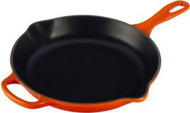Le Creuset Ronde Skillet Koekenpan 23 cm Oranje-rood