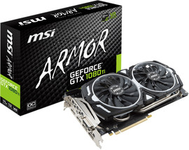 MSI GeForce GTX 1080Ti Armor 11G OC
