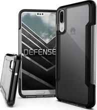 X-Doria Defense Clear Huawei P20 Back Cover Zwart