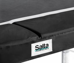 Salta Beschermrand 213 x 305 cm Zwart