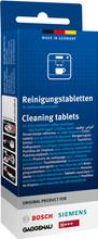 Siemens/Bosch Reinigingstabletten 10 st.