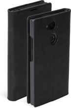 Krusell Sunne Vintage 2 Xperia L2 Book Case Zwart