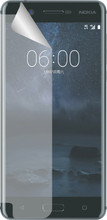 Azuri Nokia 6 screenprotector Plastic Duo Pack
