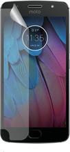 Azuri Motorola Moto G5S Screenprotector Plastic Duo Pack