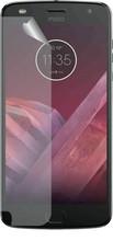 Azuri Motorola Moto Z2 Play Screenprotector Plastic Duo Pack