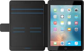 GEAR4 D3O Buckingham iPad Air 2 Book Case Zwart