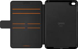 GEAR4 D3O Buckingham iPad mini 4 Book Case Zwart
