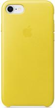 Apple iPhone 7/8 Leather Back Cover Lentegeel