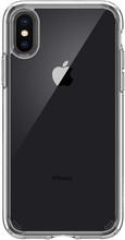 Spigen Ultra Hybrid iPhone X Back Cover Transparant