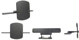 Brodit Headrest mount Volvo C70/S60/S70/S80/V70/XC60/XC70/90
