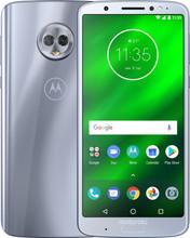 Motorola Moto G6 Plus Zilver
