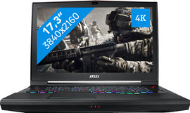 MSI GT75 Titan 8RG-087BE Azerty