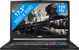 MSI GS73 Stealth 8RE-015BE Azerty