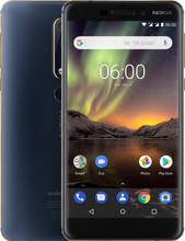 Nokia 6 (2018) Blauw