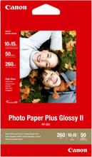 Canon PP-201 Glossy Plus Fotopapier 50 Vellen 10x15 cm