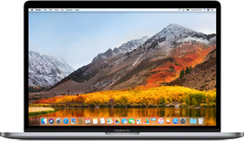 Apple MacBook Pro 13'' Touch (2017) 3,1 16/256GB Gray AZERTY