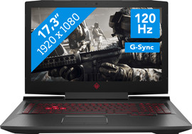 HP Omen 17-an000nb Azerty