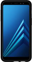 Spigen Slim Armor Galaxy A8 (2018) Back Cover Grijs