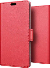 Just in Case Wallet Sony Xperia XZ2 Compact Book Case Rood