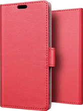 Just in Case Wallet Sony Xperia XZ2 Book Case Rood