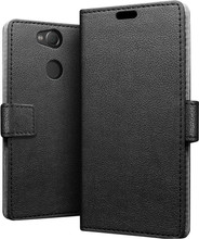 Just in Case Wallet Sony Xperia XA2 Ultra Book Case Zwart