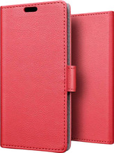 Just in Case Wallet Nokia 7 Plus Book Case Rood