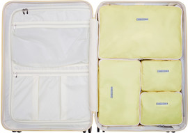 SUITSUIT Fabulous Fifties Packing Cube Set 76cm Mango Cream