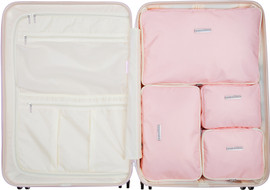 SUITSUIT Fabulous Fifties Packing Cube Set 76cm Pink Dust