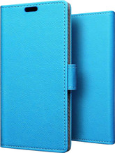 Just in Case Wallet Sony Xperia XZ2 Book Case Blauw