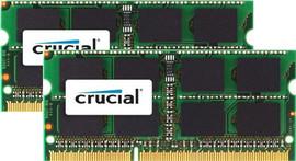 Crucial Apple 16 GB SODIMM DDR3-1600 2 x 8 GB