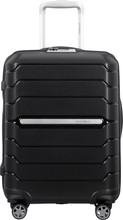 Samsonite Flux Spinner 55 cm Exp Black