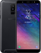 Samsung Galaxy A6 Plus (2018) Zwart