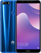Huawei Y7 (2018) Dual Sim Blauw