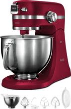 AEG KM5520 Keukenmachine Deep Red