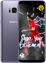 Samsung Galaxy S8 Grijs BE WK