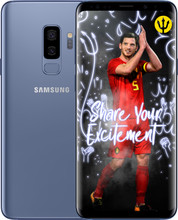 Samsung Galaxy S9 Plus Blauw BE WK