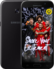 Samsung Galaxy A5 (2017) Zwart BE WK