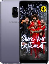 Samsung Galaxy A8 (2018) Grijs BE WK