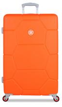 SUITSUIT Caretta Playful Spinner 76cm Vibrant Orange