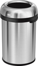 Simplehuman Bullet Open Top Can 115 liter